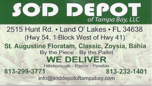 Sod Depot of Tampa Bay
