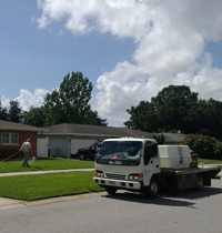 Lawn Spraying and the Environment