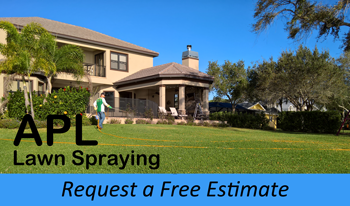 Request a Free Quote for Lawn Spraying