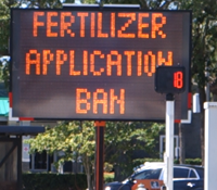 How the Fertilizer Ban Effects Lawn Spraying and St Augustine Turf Grass Lawns
