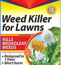 Weed Killer Label