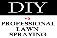 APL Lawn Spraying Saves $11.98 over DIY